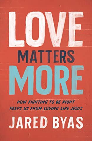 Love Matters More cover