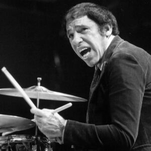 Buddy Rich to Live is Christ